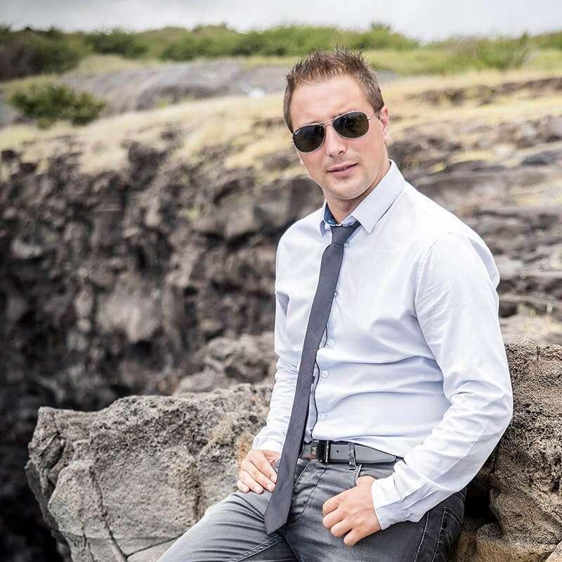 Nicolas Vernay - Nico VTC - Ile de la Réunion